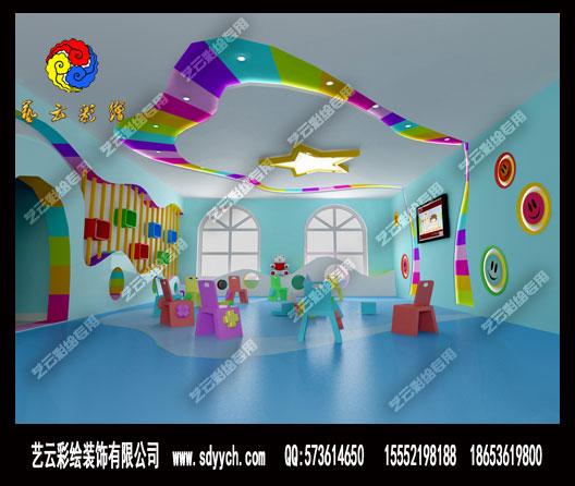 幼儿园墙体彩绘设计方案说明